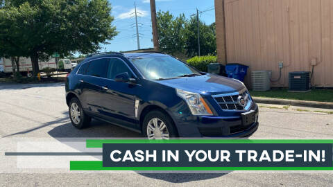 2011 Cadillac SRX for sale at Horizon Auto Sales in Raleigh NC