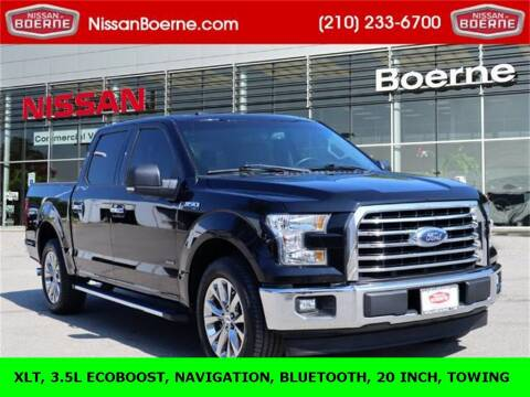 2017 Ford F-150 for sale at Nissan of Boerne in Boerne TX