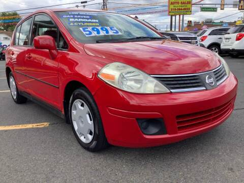 2009 Nissan Versa for sale at Active Auto Sales in Hatboro PA