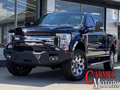 2018 Ford F-250 Super Duty for sale at Carmel Motors in Indianapolis IN