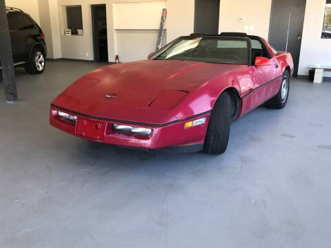 1984 Chevrolet Corvette for sale at HIGHLINE AUTO LLC in Kenosha WI