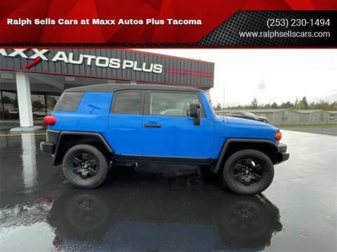 2008 Toyota FJ Cruiser for sale at Ralph Sells Cars at Maxx Autos Plus Tacoma in Tacoma WA