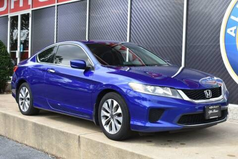 2014 Honda Accord for sale at Alfa Romeo & Fiat of Strongsville in Strongsville OH