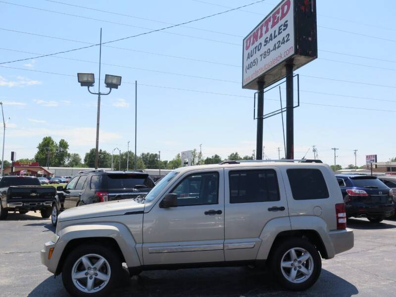 2011 Jeep Liberty for sale at United Auto Sales in Oklahoma City OK
