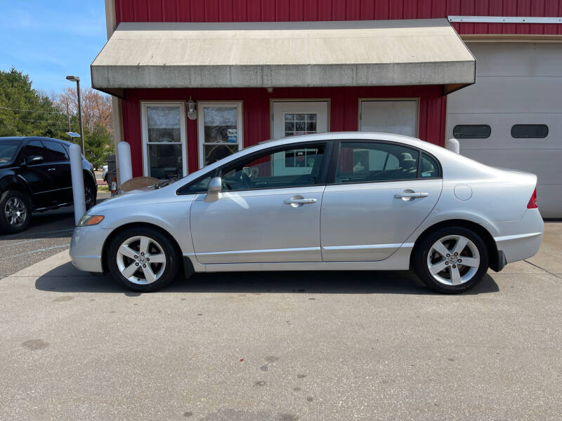 2007 Honda Civic for sale at JWP Auto Sales,LLC in Maple Shade NJ