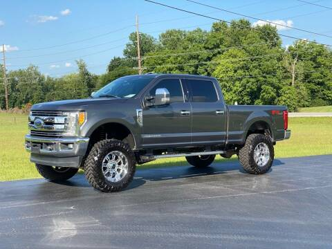 2017 Ford F-250 Super Duty for sale at Jackson Automotive LLC in Glasgow KY