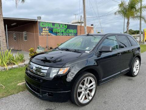 2010 Ford Edge for sale at Galaxy Motors Inc in Melbourne FL