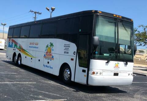 2000 Van Hool T2145 for sale at Truck and Van Outlet in Miami FL