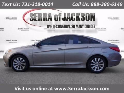 2014 Hyundai Sonata for sale at Serra Of Jackson in Jackson TN