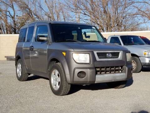 2003 Honda Element for sale at Buy Here Pay Here Lawton.com in Lawton OK