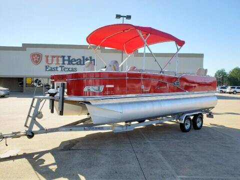 2016 AVALON PONTOON BOAT for sale at Tyler Car  & Truck Center in Tyler TX