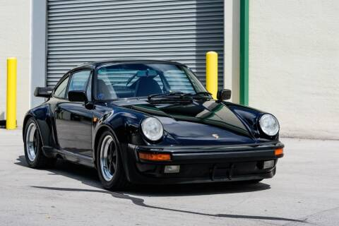 1984 Porsche 911 for sale at VA Leasing Corporation in Doral FL