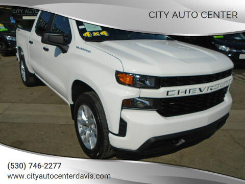 2020 Chevrolet Silverado 1500 for sale at City Auto Center in Davis CA
