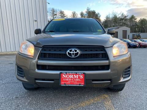2012 Toyota RAV4 for sale at Norm's Used Cars INC. - Trucks By Norm's in Wiscasset ME