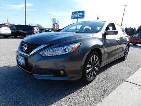2017 Nissan Altima for sale at Leitheiser Car Company in West Bend WI