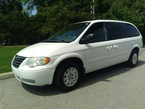 2005 Chrysler Town and Country for sale at Jan Auto Sales LLC in Parsippany NJ