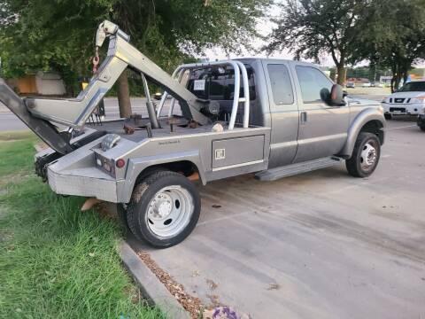 2011 Ford F-450 Super Duty for sale at Bad Credit Call Fadi in Dallas TX
