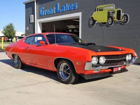 1970 Ford Torino for sale at Great Lakes Classic Cars & Detail Shop in Hilton NY
