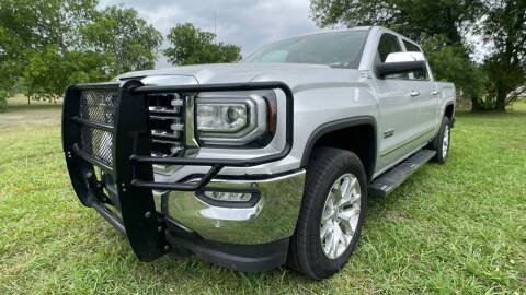 2018 GMC Sierra 1500 for sale at Carz Of Texas Auto Sales in San Antonio TX