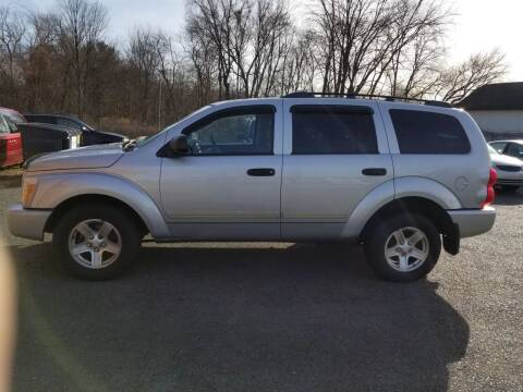 2004 Dodge Durango for sale at Balfour Motors in Agawam MA
