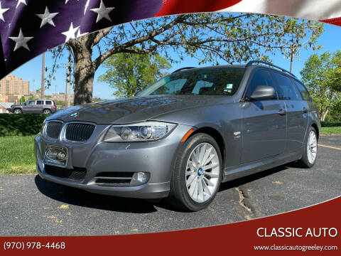 2009 BMW 3 Series for sale at Classic Auto in Greeley CO