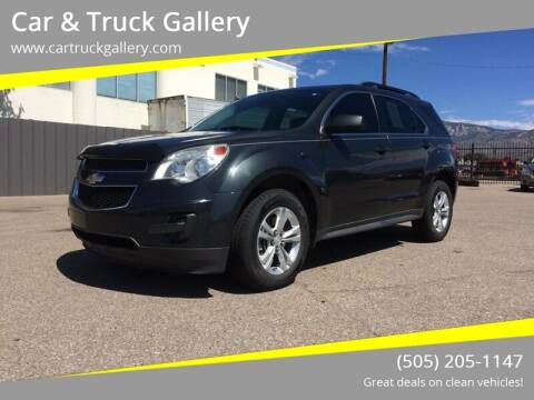 2014 Chevrolet Equinox for sale at Car & Truck Gallery in Albuquerque NM