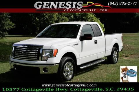 2012 Ford F-150 for sale at Genesis Of Cottageville in Cottageville SC
