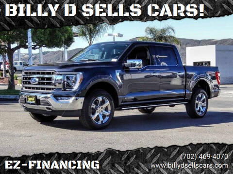 2021 Ford F-150 for sale at BILLY D SELLS CARS! in Temecula CA