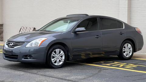 2012 Nissan Altima for sale at Carland Auto Sales INC. in Portsmouth VA