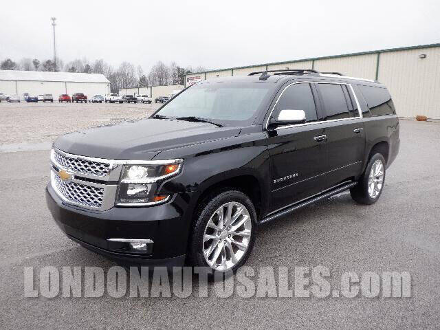 2019 Chevrolet Suburban for sale at London Auto Sales LLC in London KY