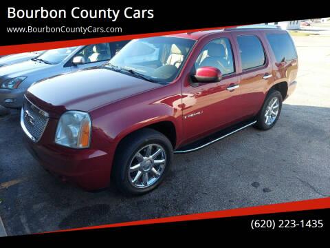 2008 GMC Yukon for sale at Bourbon County Cars in Fort Scott KS