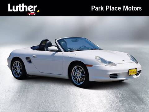 2004 Porsche Boxster for sale at Park Place Motor Cars in Rochester MN