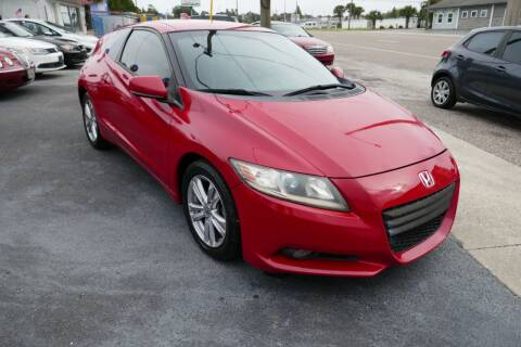 2011 Honda CR-Z for sale at J Linn Motors in Clearwater FL