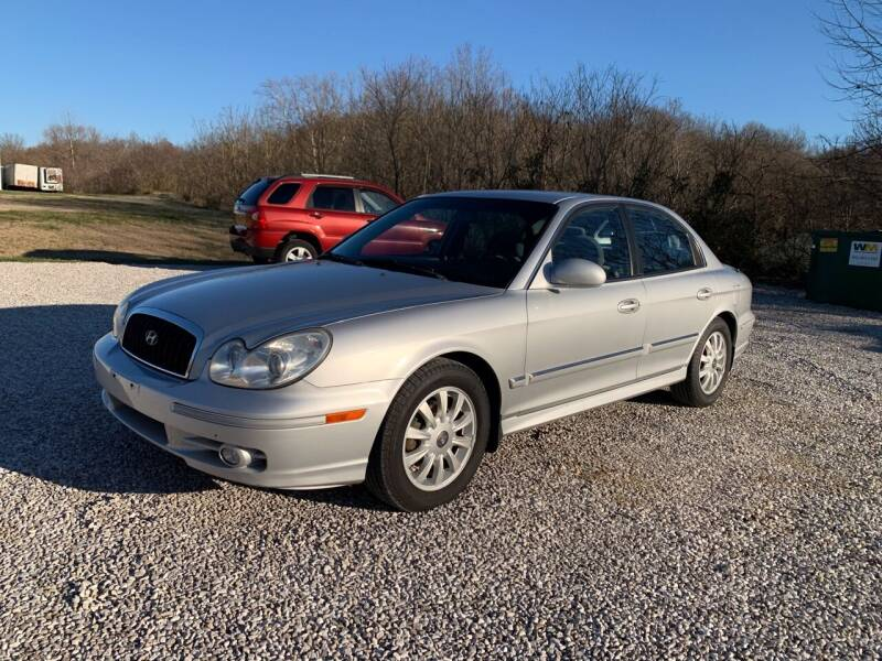 2004 Hyundai Sonata for sale at 64 Auto Sales in Georgetown IN