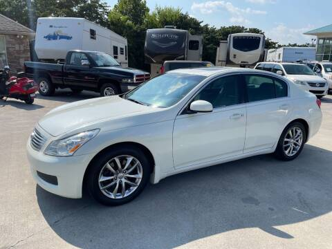2008 Infiniti G35 for sale at Autoway Auto Center in Sevierville TN