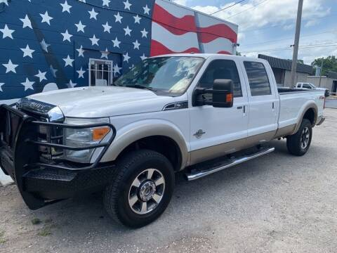 2012 Ford F-350 Super Duty for sale at The Truck Lot LLC in Lakeland FL
