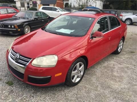 2008 Volkswagen Jetta for sale at Deme Motors in Raleigh NC