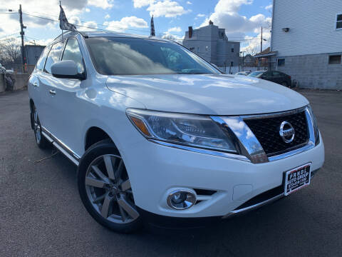 2014 Nissan Pathfinder for sale at PRNDL Auto Group in Irvington NJ