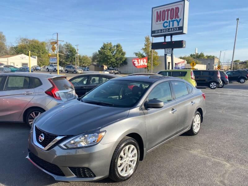 2017 Nissan Sentra for sale at Motor City Sales in Wichita KS