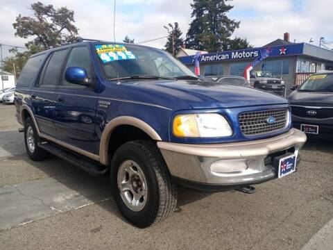 1997 Ford Expedition for sale at All American Motors in Tacoma WA