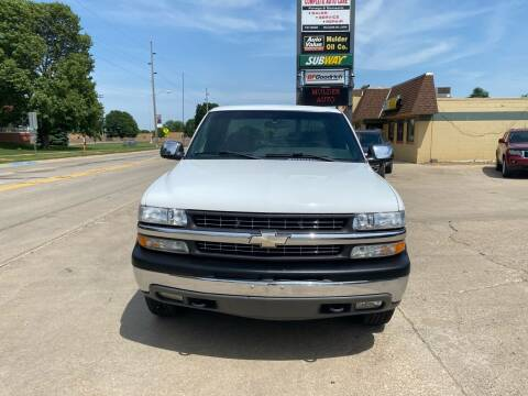 2001 Chevrolet Silverado 1500 for sale at Mulder Auto Tire and Lube in Orange City IA