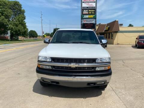 2001 Chevrolet Silverado 1500 for sale at Mulder Auto Tire and Lube in Orange City IA