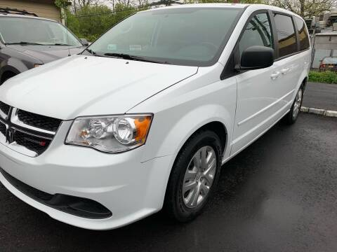 2016 Dodge Grand Caravan for sale at Primary Motors Inc in Commack NY