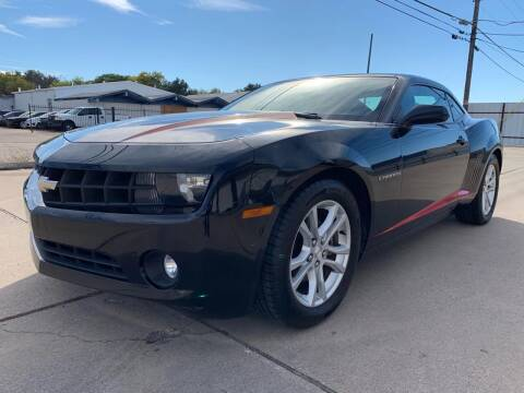 2013 Chevrolet Camaro for sale at Sima Auto Sales in Dallas TX