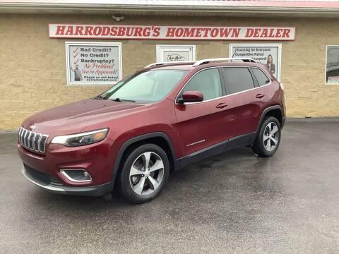 2019 Jeep Cherokee for sale at Auto Martt, LLC in Harrodsburg KY