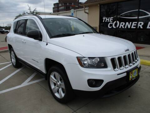 2016 Jeep Compass for sale at Cornerlot.net in Bryan TX