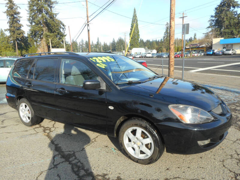 2004 Mitsubishi Lancer Sportback for sale at Lino's Autos Inc in Vancouver WA