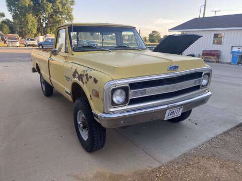 1970 Chevrolet C/K 20 Series for sale at B & B Auto Sales in Brookings SD