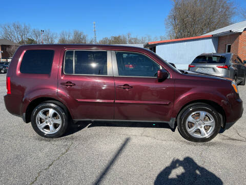 2014 Honda Pilot for sale at Signal Imports INC in Spartanburg SC