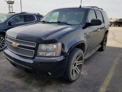 2011 Chevrolet Tahoe for sale at Frontier Motors Automotive, Inc. in Winner SD